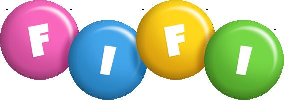 Fifi candy logo