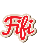 Fifi chocolate logo