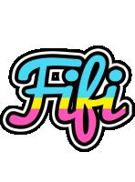 Fifi circus logo