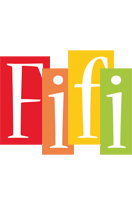 Fifi colors logo