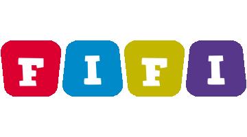 Fifi daycare logo