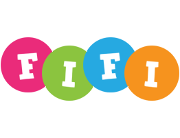 Fifi friends logo