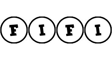 Fifi handy logo