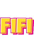 Fifi kaboom logo