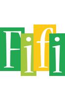 Fifi lemonade logo
