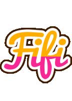 Fifi smoothie logo
