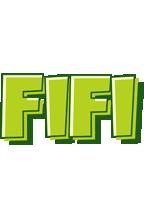Fifi summer logo