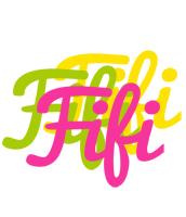 Fifi sweets logo