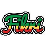 Fikri african logo