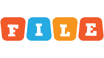 File comics logo
