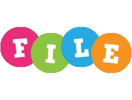 File friends logo