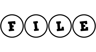 File handy logo