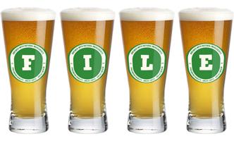 File lager logo