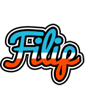 Filip america logo