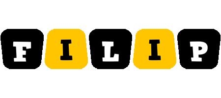 Filip boots logo