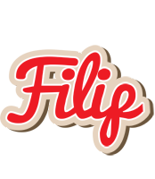 Filip chocolate logo