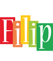 Filip colors logo