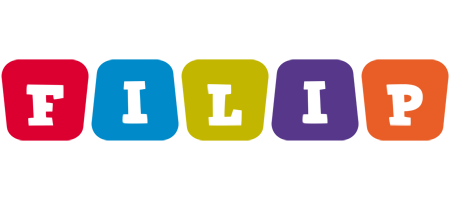 Filip daycare logo