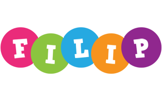 Filip friends logo