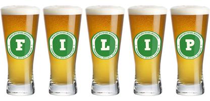 Filip lager logo
