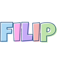 Filip pastel logo