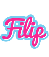 Filip popstar logo