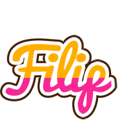 Filip smoothie logo