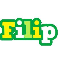 Filip soccer logo