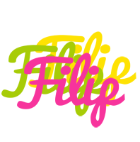 Filip sweets logo