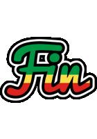 Fin african logo