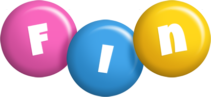 Fin candy logo