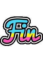 Fin circus logo