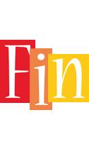 Fin colors logo