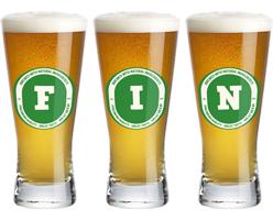 Fin lager logo