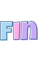 Fin pastel logo