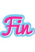 Fin popstar logo