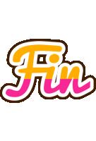 Fin smoothie logo