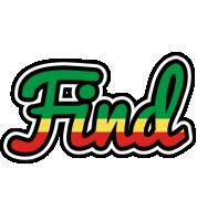 Find african logo