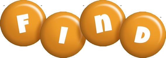 Find candy-orange logo