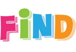 Find friday logo