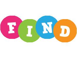 Find friends logo