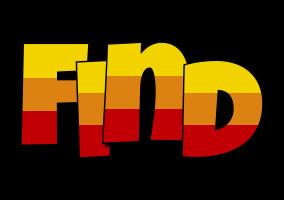 Find jungle logo