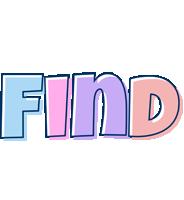 Find pastel logo