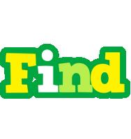Find soccer logo