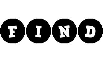 Find tools logo
