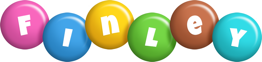Finley candy logo