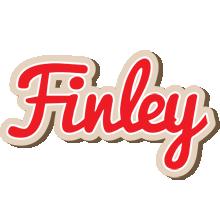 Finley chocolate logo