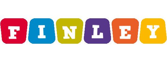 Finley daycare logo