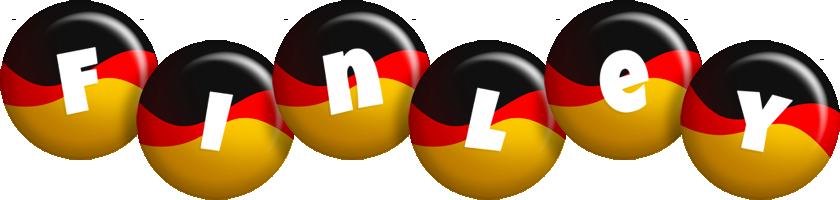 Finley german logo