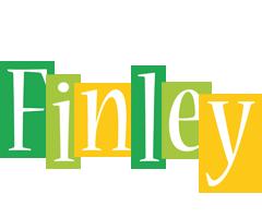 Finley lemonade logo